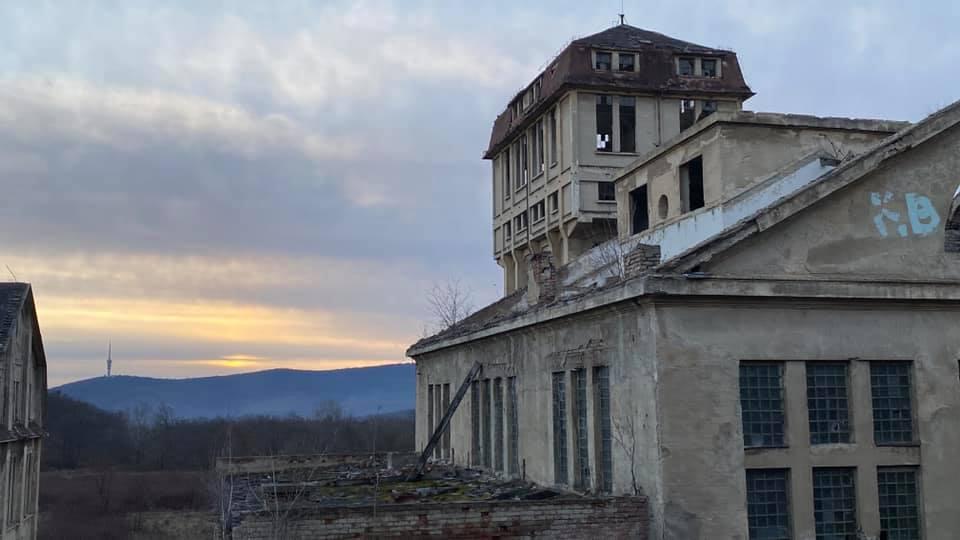 Pécs, István-akna