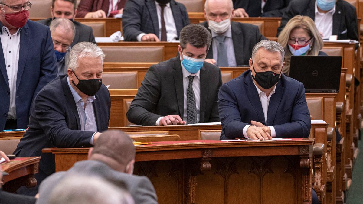 Az ÁRULÁS HETE a Parlamentben‼️